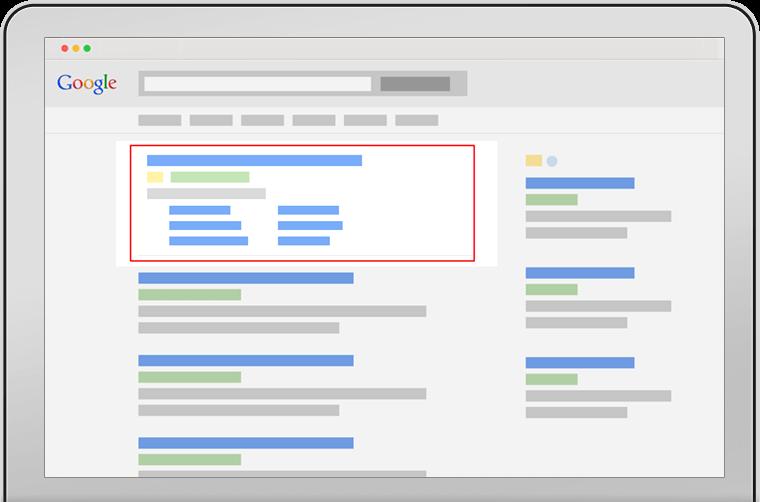 Google ads company example