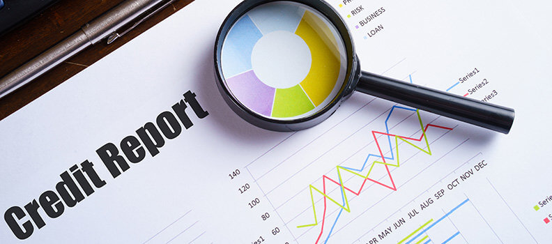 Credit reports are comprised of several important components.