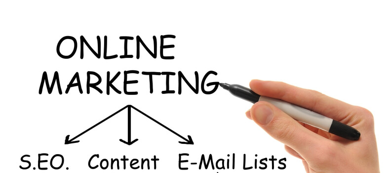 online marketing SEO content email lists